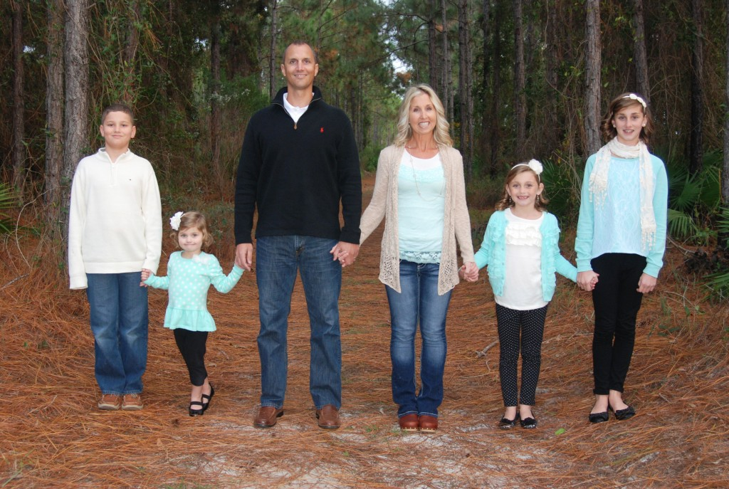 family-standing
